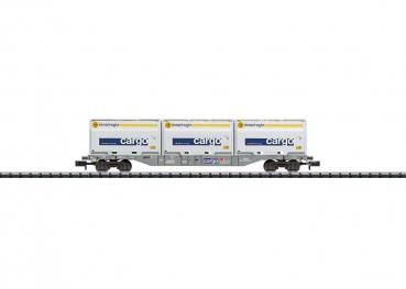Trix 15522  Containertragwagen SBB Cargo