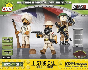 Cobi 2036  British Special Air Service