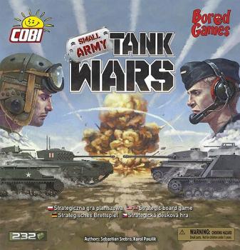Cobi 22104  Spiel Tank Wars / Panzerkrieg