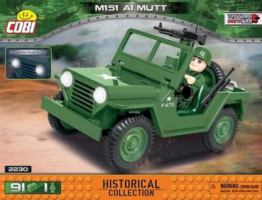 Cobi 2230  M151 A1 Mutt