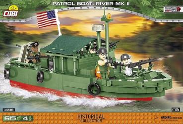 Cobi 2238  Patrol Boat River Mk II