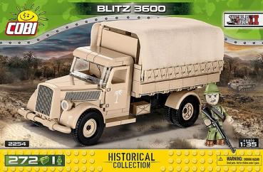 Cobi 2254  Opel Blitz 3600  Deutsches Afrika-Korps