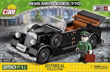 Cobi 2407  1938 Mercedes 770