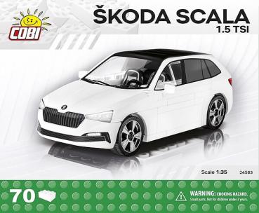 Cobi 24583  Škoda Scala 1.5 TSI