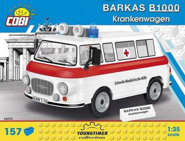Cobi 24595  Barkas B1000 Krankenwagen