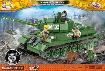 Cobi 2486A  Panzer T-34-85