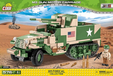 Cobi 2535  M3 Gun Motor Carriage