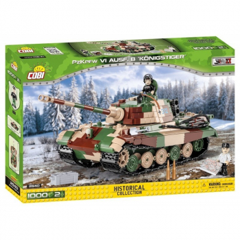 Cobi 2540  Panzer VI Ausf. B