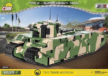 Cobi 2544  British TOG II - Super Heavy Tank