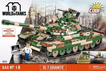 Cobi 3040  Schwerer Kampfpanzer IS-7 Granite