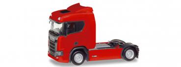 Herpa 307642-002  Scania CR 20 ND Zugmaschine, rot