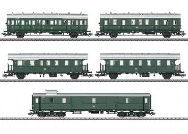 Märklin 43144  Personenwagen-Set zur E 44.5  DB, 5-tlg., Insidermodell 2021