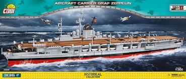Cobi 4826  Flugzeugträger Graf Zeppelin