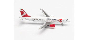 Herpa 534680  CSA Czech Airlines Airbus A320