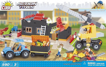 Cobi 1675 Demolition Site
