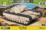 Cobi 2709 Kampfpanzer A22 Churchill Mk. II CS