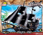 Cobi 6016 Piratenschiff